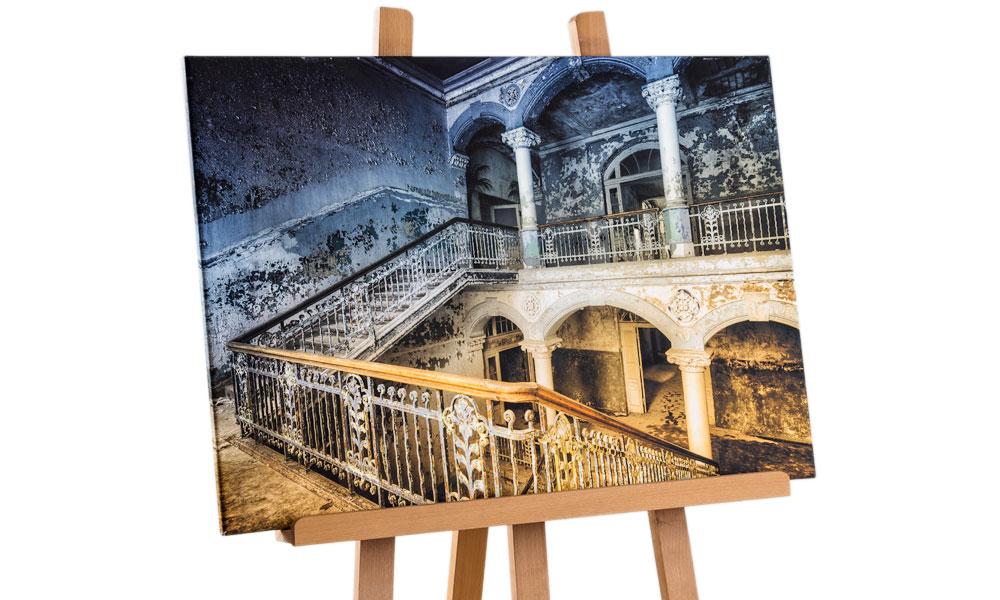 Großformatdruck auf Leinwand bei Photofactory in Dortmund